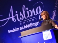 Aisling Awards 2017 Europa Hotel. pictured:   Margaret McGuckian (Aisling Person of the Year Award)  JC17