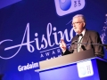 Aisling Awards 2017 Europa Hotel. pictured:   Minister Michael Russell  JC17