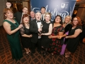 Aisling Awards 2017 Europa Hotel. pictured:   Blackie River Community Group (Positive Communities Belfast Award)  JC17