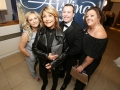 Aisling Awards 2017 Europa Hotel. pictured:   Margaret McGuckin, Chandelle Quinn, Steven McCann and Denise Burke  JC17