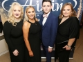 Aisling Awards 2017 Europa Hotel. pictured:   Lucy Wall, Paula McMahon, Cory Quinn and Claire Martin  JC17