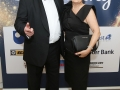 Aisling Awards 2017 Europa Hotel. pictured:   Phil Sheppard and Kate Doherty  JC17