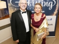 Aisling Awards 2017 Europa Hotel. pictured:   Tommy Holland and Bridie Murphy  JC17