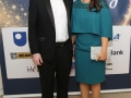 Aisling Awards 2017 Europa Hotel. pictured:   Michael Hewitt and Sarah Hewitt  JC17