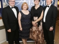 Aisling Awards 2017 Europa Hotel. pictured:   Paul McKee, Denise McKee, Patsy Higgins and Paul Higgins  JC17