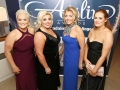 Aisling Awards 2017 Europa Hotel. pictured:   Kim McCleary, Laura Maguire, Annmarie Maguire and Mairead Maguire  JC17