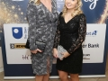 Aisling Awards 2017 Europa Hotel. pictured:   Kylie Perry and Nicola McAdam  JC17