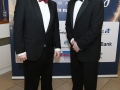 Aisling Awards 2017 Europa Hotel. pictured:   Eoghan McKenna and Paul Sweeney  JC17