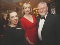 Aisling Awards 2017, Janette Nhanaba with Nuala and Ray Hayden