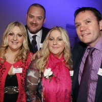 Orla Rodgers, Ita McDonald, Philip Rodgers & Mark McDonald