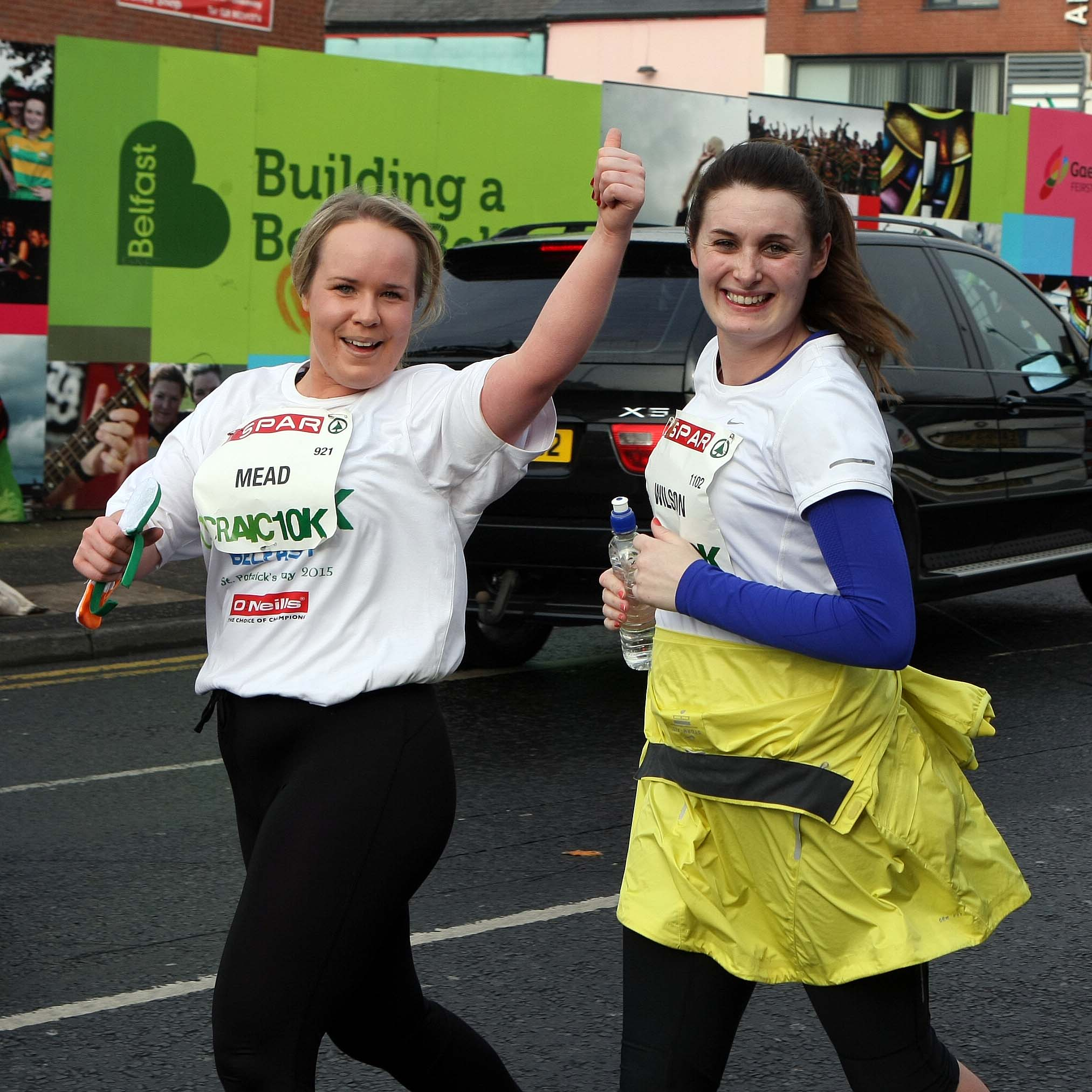 Tuesday 17-3-2015St Patrick's DaySPAR Craic 10k BelfastSmiles all the waySparCraic10K170315FP026