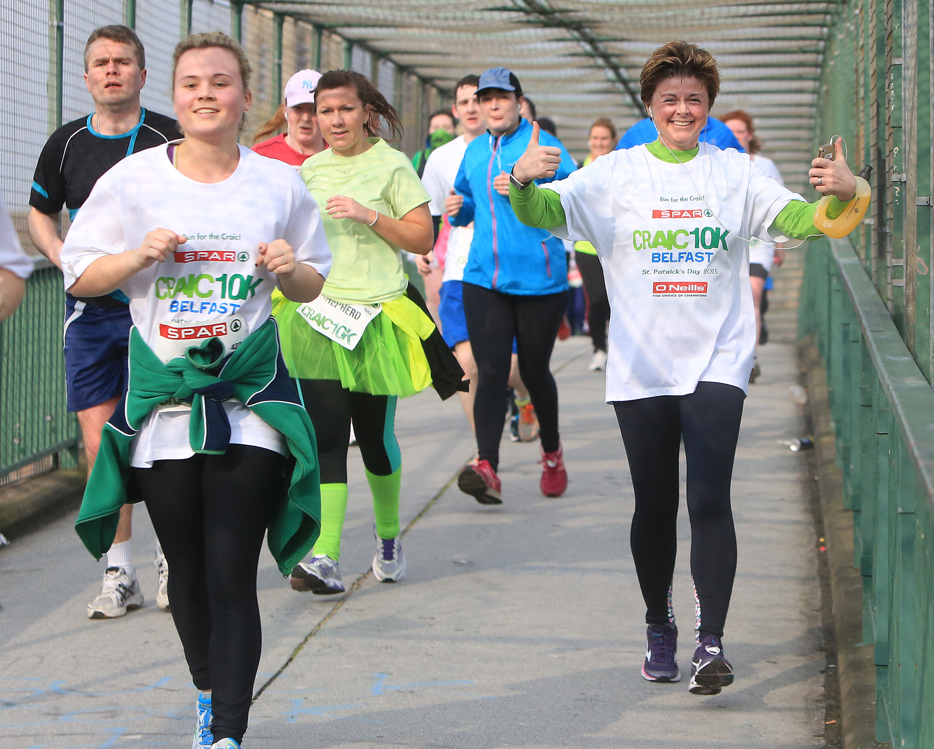 City Hall SPAR CRAIC 10K 1703JC15
