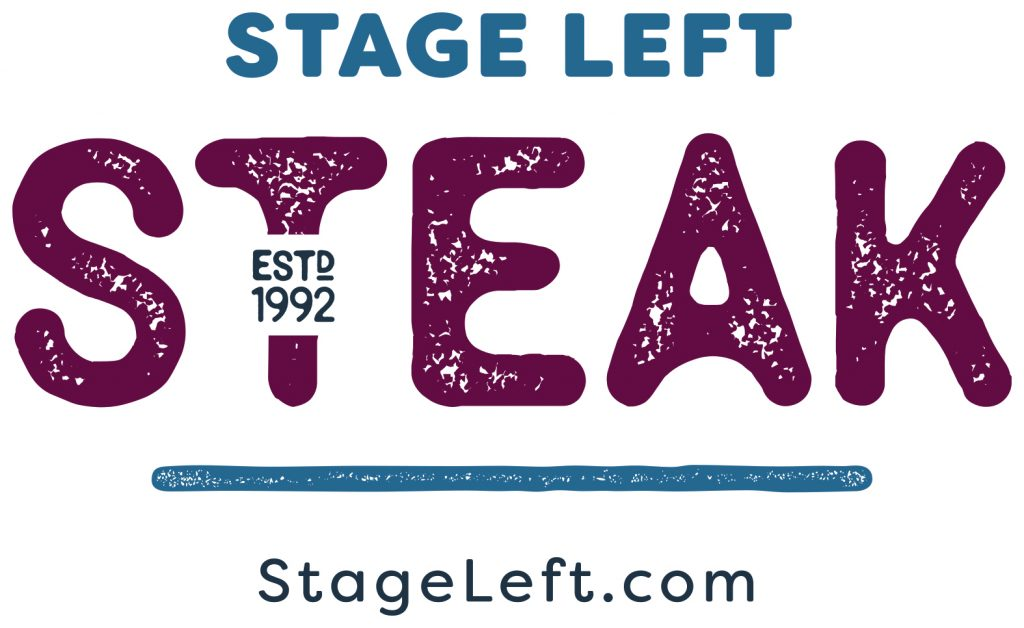 Stage Left Steak logo
