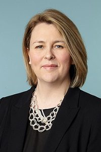 Alison Hamilton, Executive Director of CME Group