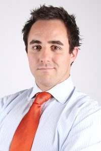 Thomas MacMahon, Manager, City Business Hub