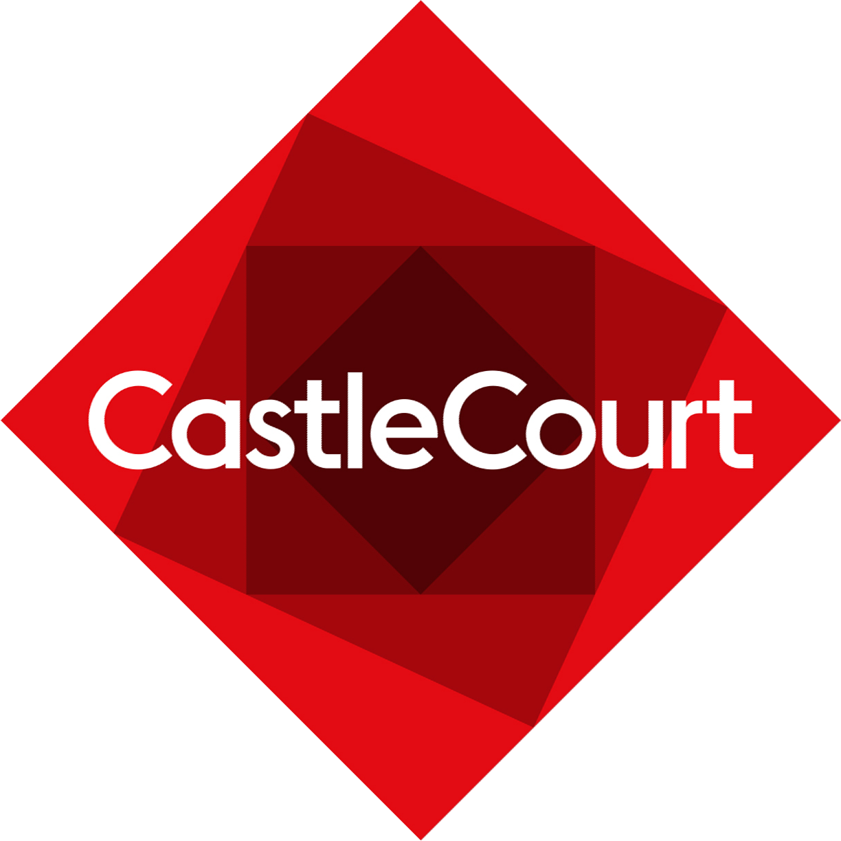 CastleCourt New Logo red diamond