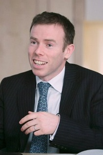 Colin Mounstephen, Senior Manager, Deloitte