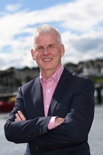 Paddy Doody, Sales and Marketing Director, Henderson Group Ltd