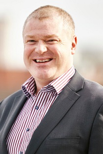 Paddy O'Hagan, COO, Neueda Consulting Ltd