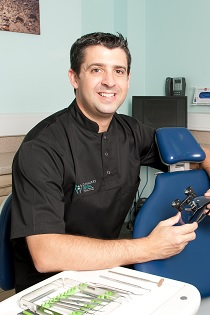 Philip McLorinan, General Dental Principal Dentist & Owner, Dunmurry Dental Practice