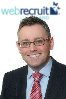 Richard Elliott, MD of Webrecruit Ireland