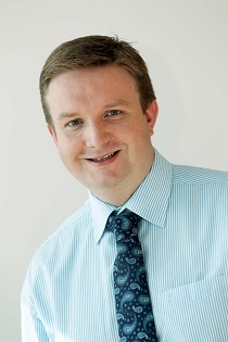 Stephen Patton, HR and Corporate Responsibility Manager, George Best Belfast City Airport