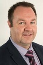Sean Kelly, Finance Manager, Edwards & Co Solicitors