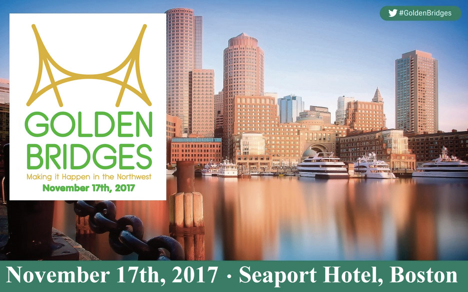 Conference In Boston Wednesday November >> Golden Bridges 2017aisling Events